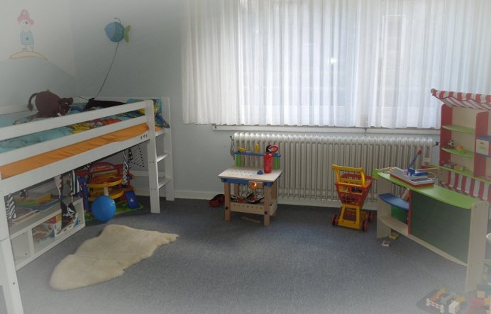 Kinderzimmer: Piratenhöhle