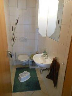 bad 'unser kleines bad' - mein domizil - zimmerschau, Moderne deko
