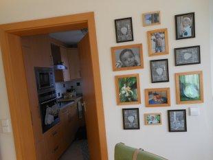 Wohn-und Eßzimmer