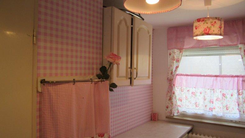 Küche 'Kleine rosa Küche' - Mein kleines Reich - Zimmerschau