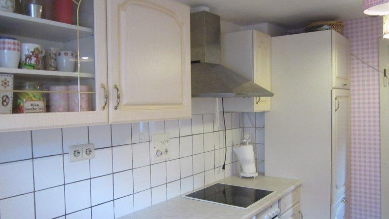 Küche 'Kleine rosa  Küche'