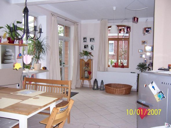 Wohnzimmer 'Home' - Mein altes Domizil - Zimmerschau