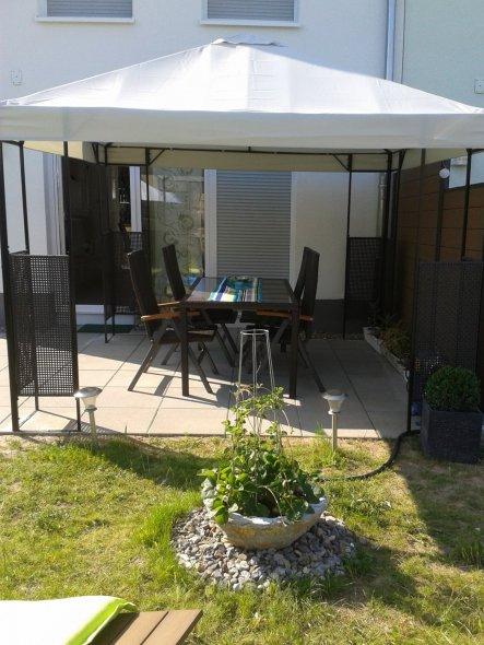 Terrasse / Balkon 'Endlich ist Sommer'