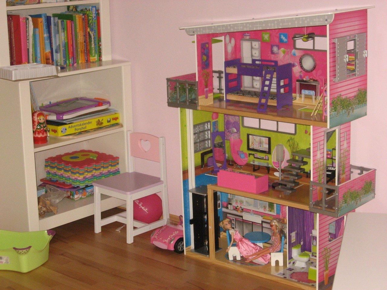 Kinderzimmer \'Mädchenzimmer\' - Unser Haus - Zimmerschau