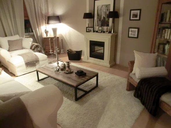 wohnzimmer 'wohnzimmer' - mein domizil - zimmerschau, Moderne deko
