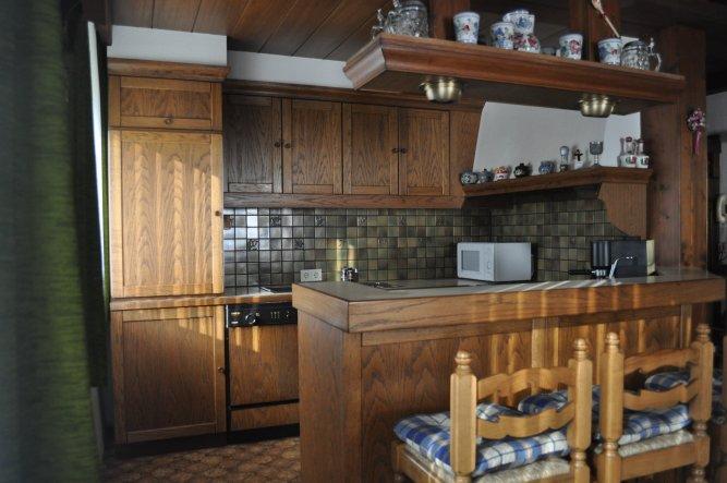 Und noch mal der Blick in die Küche... mhhh... so viele neue Ideen schwirren durch meinen Kopf...
