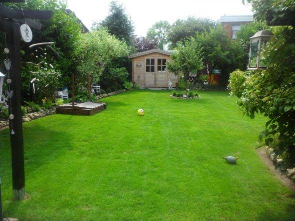 Garten 'mein kleiner Garten...'