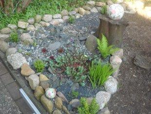 mein kleiner Garten...