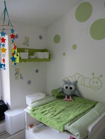 Schlafzimmer 'Würmizimmer'