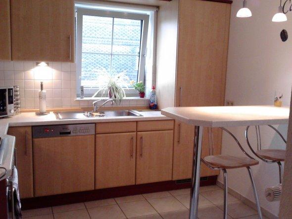 küche 'küche' - unsere erste gemeinsame wohnung - zimmerschau - Küche Kleiner Raum