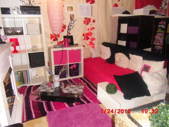 Wohnzimmer 'Salon'