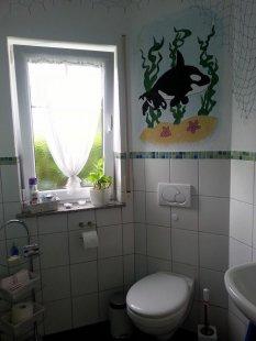 Fischi Gäste WC