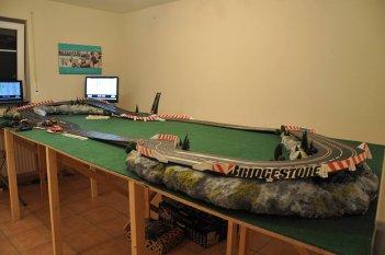Hobbyraum 'Carrera Zimmer'