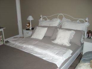 Unser neues Schlafzimmer