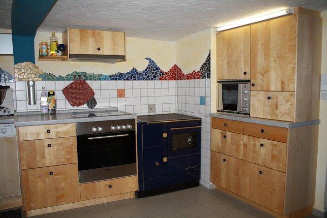 Küche 'Küche mit  Essecke'