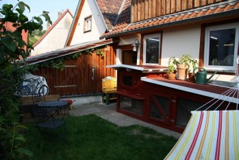 Terrasse / Balkon 'Garten'