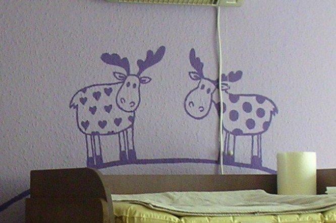 Kinderzimmer 'Baby-Zimmer'
