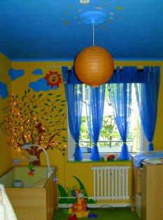 Kinderzimmer meines Sohnes Elias