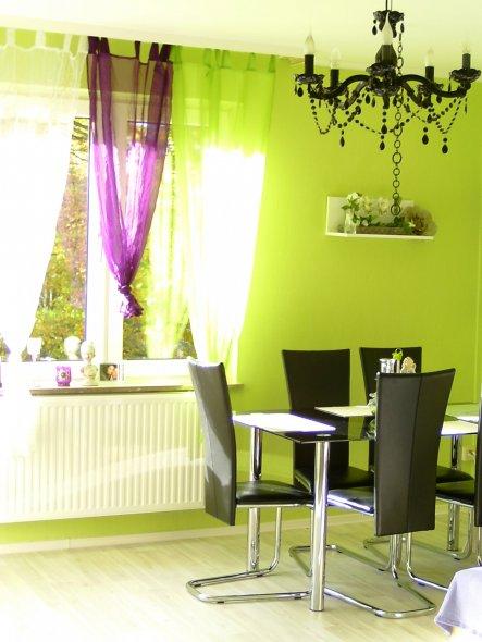 Wohnzimmer 'Grünes Wohnzimmer'