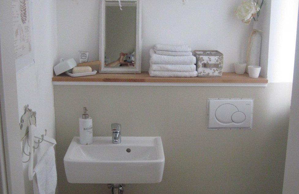 Gäste-WC von Einfachzuhause