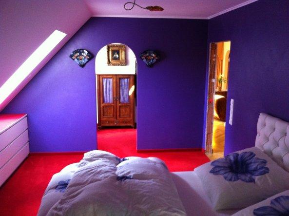 Schlafzimmer 'Traumkulisse'