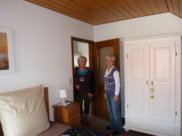 Wohnzimmer 'unsere FeWo'