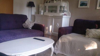 Unser kleines Wohnzimmer