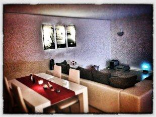wohnzimmer 'wohnoase' - unsere erste gemeinsame wohnung - zimmerschau, Wohnideen design