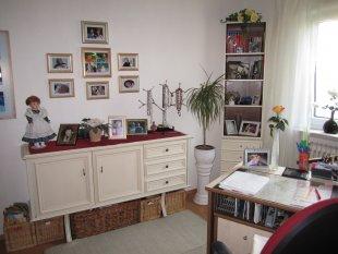 arbeitszimmer b ro 39 mein arbeitszimmer 39 shabby galore zimmerschau. Black Bedroom Furniture Sets. Home Design Ideas
