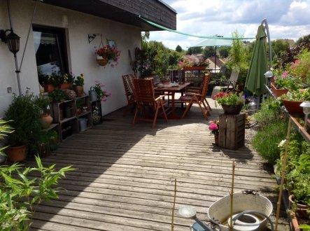 terrasse balkon 39 terrasse 39 sommerfeeling zimmerschau. Black Bedroom Furniture Sets. Home Design Ideas