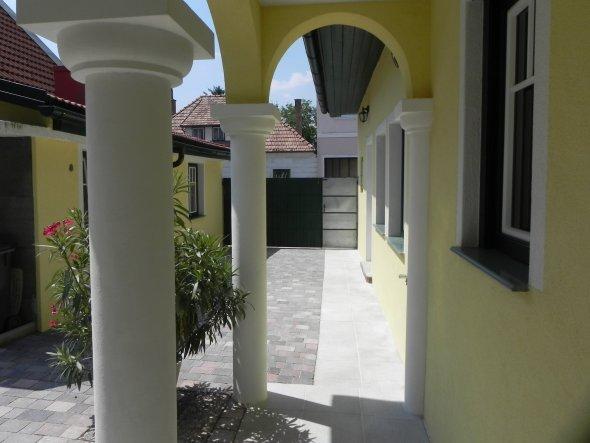 Hausfassade / Außenansichten 'Außenbereich'
