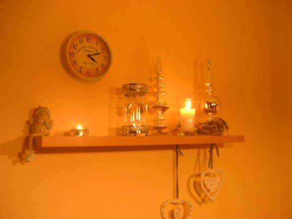 Wohnzimmer 'einfach aber gemütlich'
