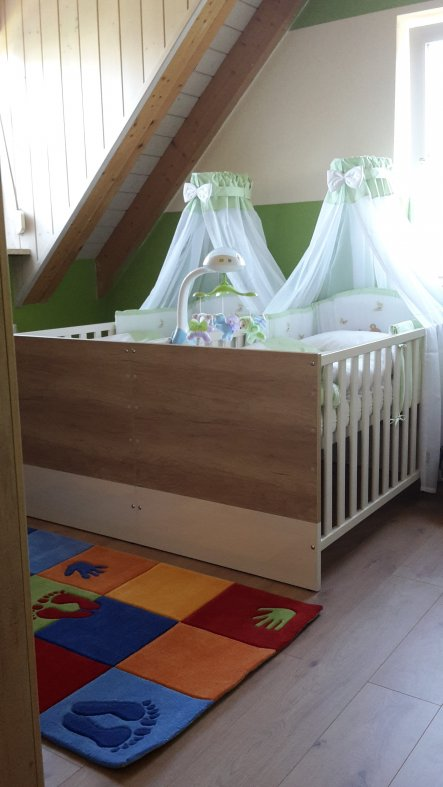 Kinderzimmer 'Das Reich der Twins'