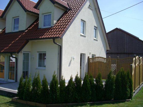 Hausfassade / Außenansichten 'Unser Häusle'