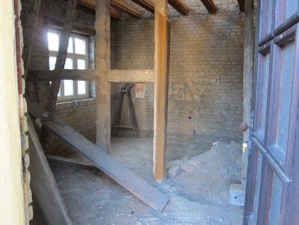 Wohnzimmer 'Innenansichten Anbau Erdgeschoss'