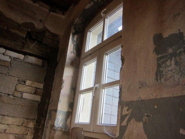 Schlafzimmer 'innenansichten Anbau 1.stock' - Fachwerk(t)raum ... Schlafzimmer Ohne Fenster