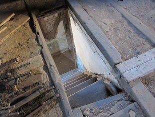 Fachwerkgebäude 2.Stock / Giebelzimmer