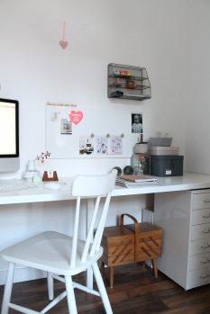 Arbeitszimmer / Büro 'Arbeitsplatz'
