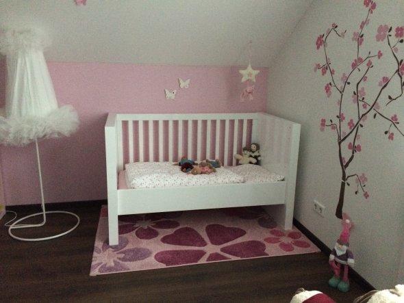 Kinderzimmer 'Ein Traum jeder Prinzessin'