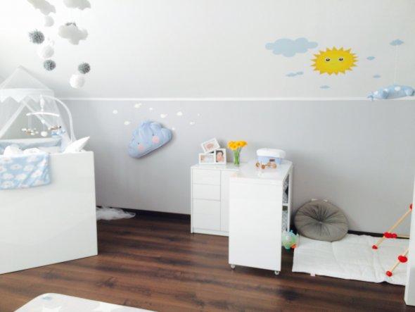 Kinderzimmer 'Pars Wolkenreich'