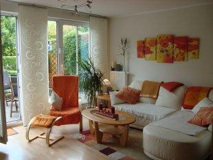 wohnzimmer 'wohnraum' - unser zimmer - zimmerschau, Moderne deko