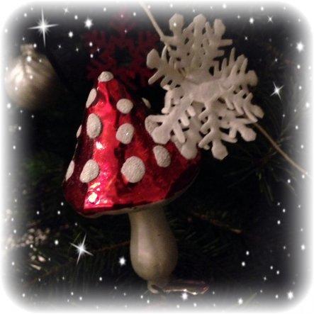 Weihnachtsdeko 'Weihnachten 2012 und 2013'