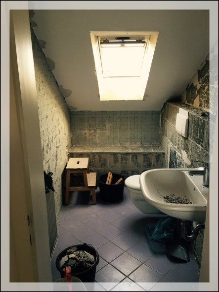 Bad 'Neues WC'