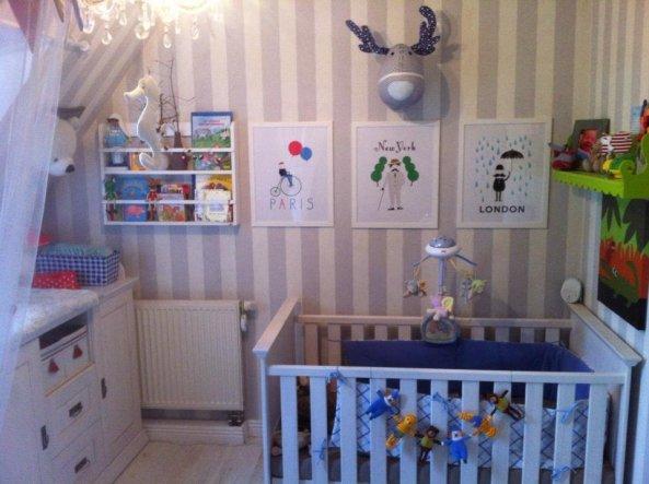 Kinderzimmer 'Alen Theo´s Reich'