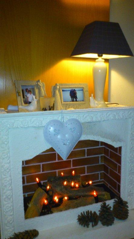 Wohnzimmer 'ein platz wo die family zusammen kommt'