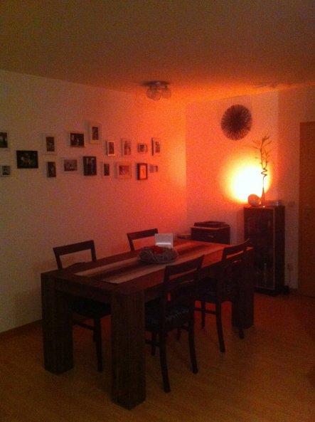 Wohnzimmer 'Wohnzimmer & Essecke'