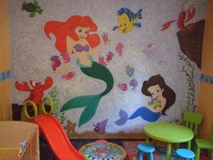 Kinderzimmer unserer Prinzessin
