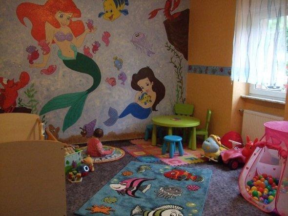 Kinderzimmer 'Kinderzimmer unserer Prinzessin'