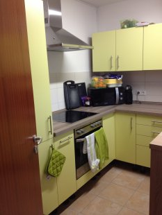 Grün - Küche