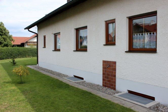 Hausfassade / Außenansichten 'Unser Häuschen'